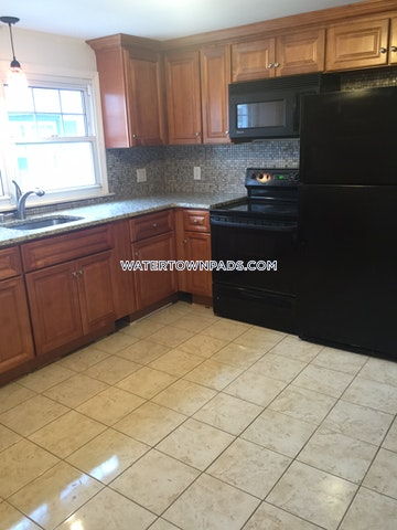 3 Beds 1 Bath - Watertown $2,300