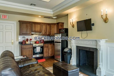 Back Bay Apartment for rent 1 Bedroom 1 Bath Boston - $3,000 No Fee